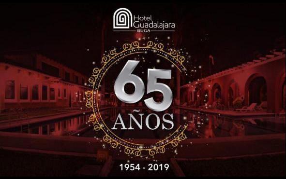 Hotel Guadalajara, 65 años de servicio