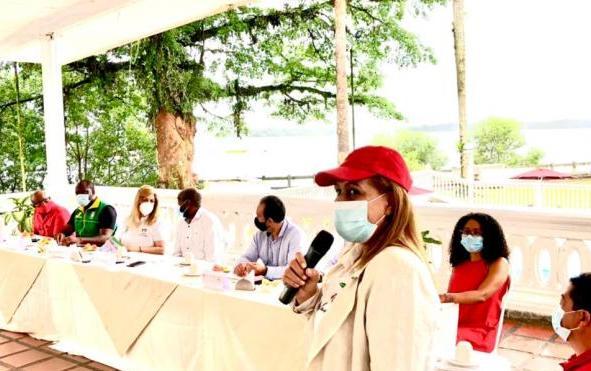 Trabajo conjunto con el Gobierno del Valle por la paz y el turismo del departamento