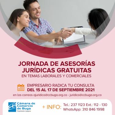 Asesorias juridicas gratuitas
